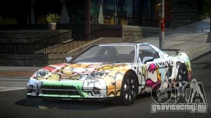 Honda NSX-R US S10 для GTA 4