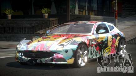 Ferrari FF G-Tuned S10 для GTA 4