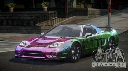 Honda NSX-R US S2 для GTA 4